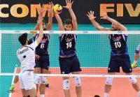 شکست ایران در مقابل ایتالیا