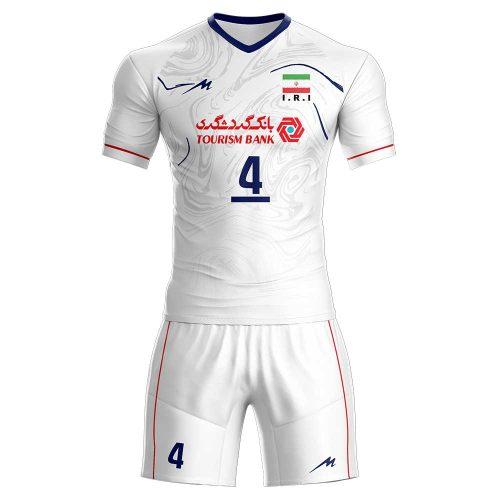 لباس تیم ملی والیبال