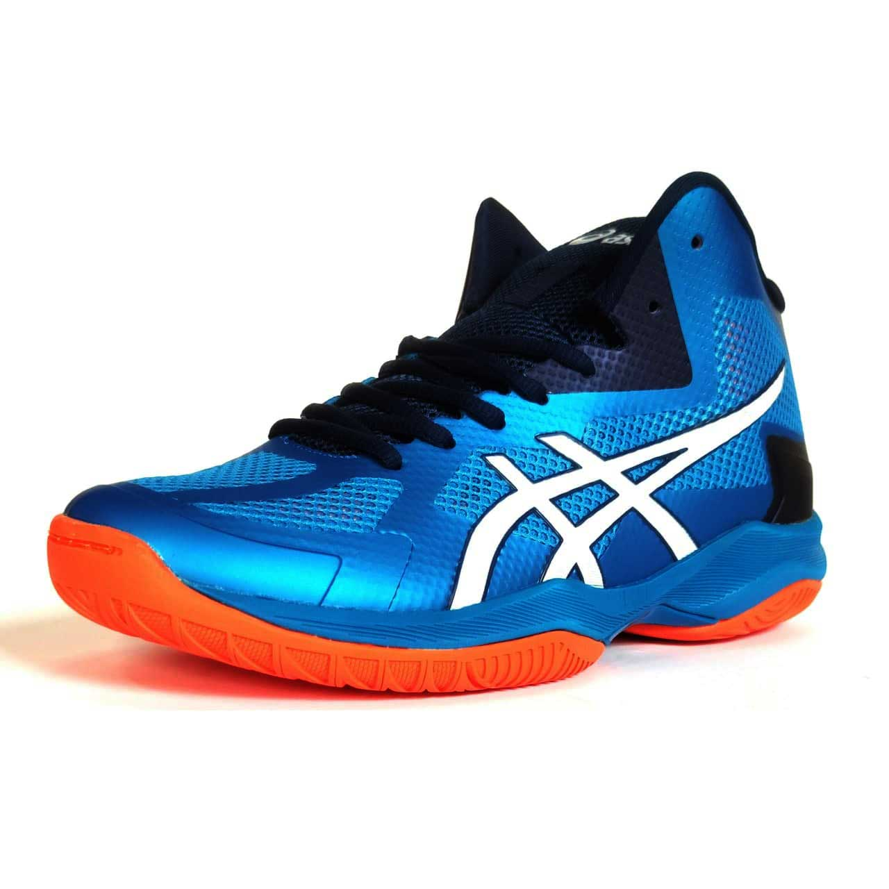 asics v swift ff blue orange