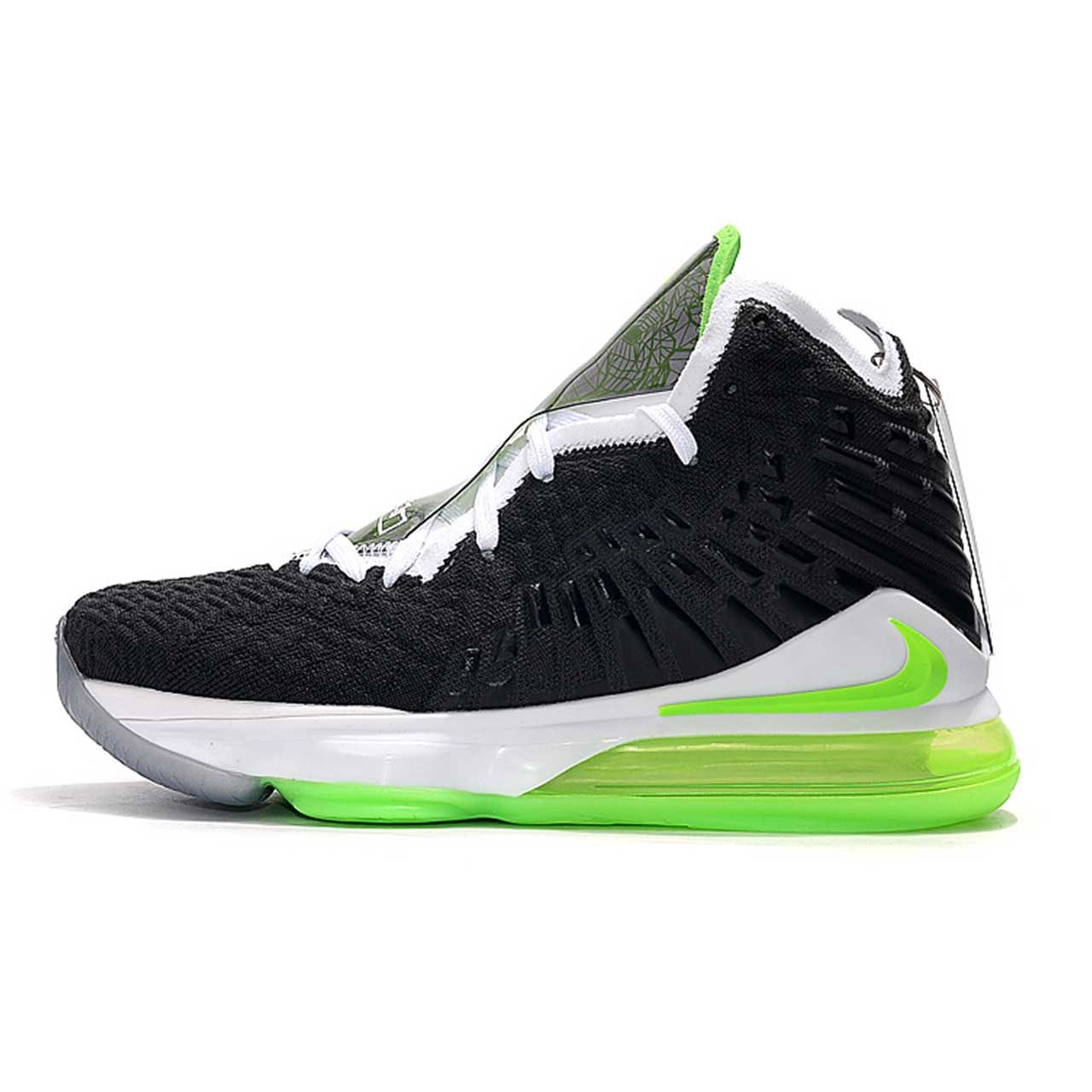 کفش بسکتبال لبرون 17 سبز