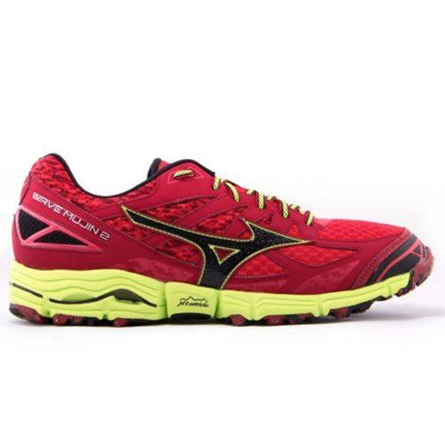 کفش پیاده روی میزانو wave Mujin 2 قرمز