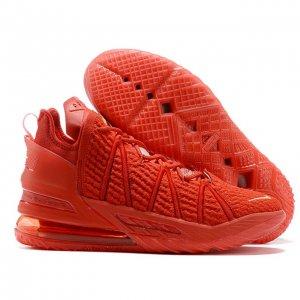 کفش بسکتبال نایک مدل لبرون 18