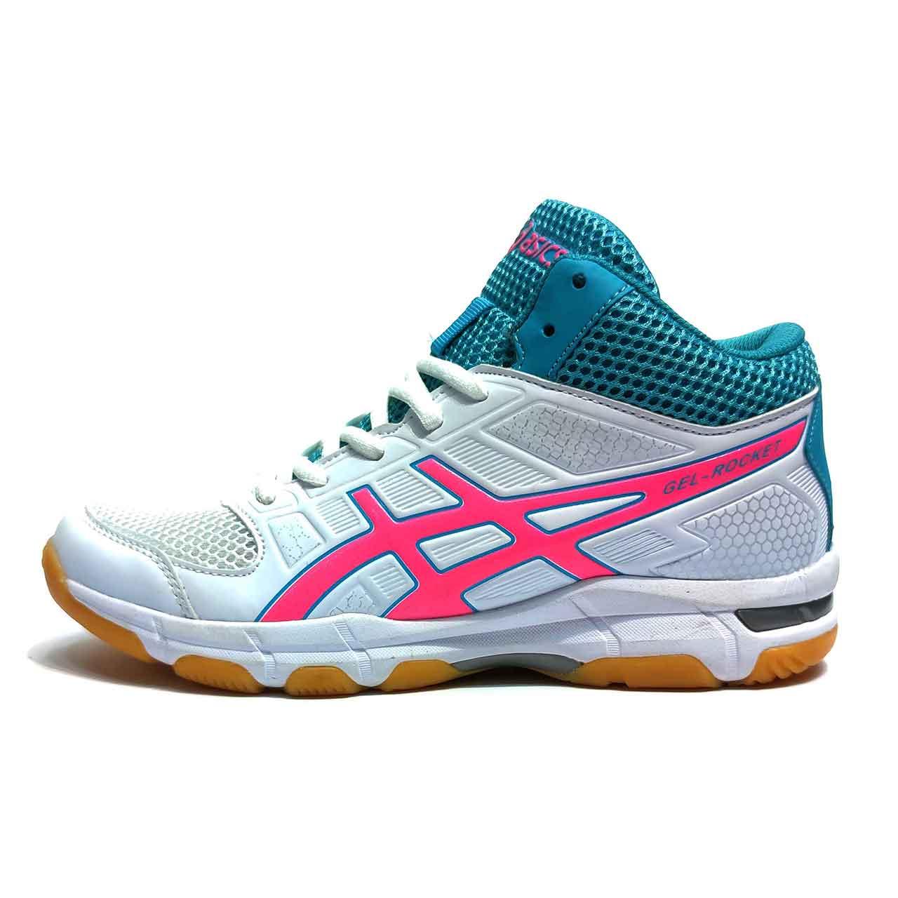 کفش والیبال آسیکس زنانه مدل Asics GEL ROCKET 8MT
