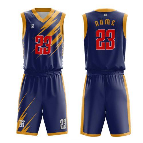 لباس بسکتبال